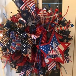 Other - Patriotic Wreath